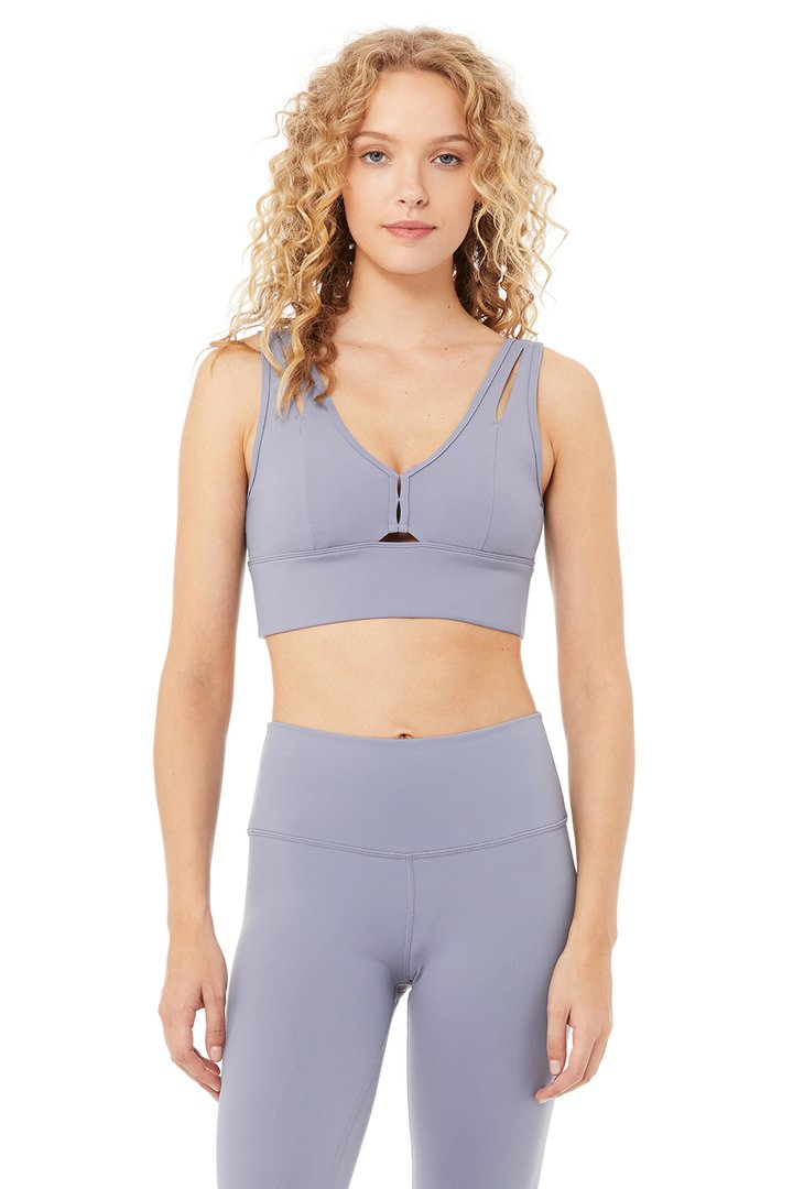 United Long Bra by Alo Yoga, available on aloyoga.com for $62 Kendall Jenner Top SIMILAR PRODUCT