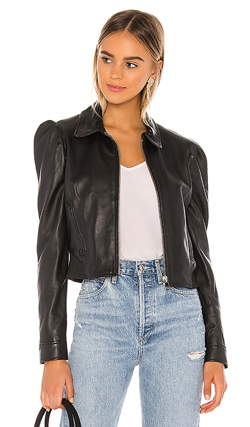 Ursula Jacket by LAMARQUE, available on revolve.com for $616 Kendall Jenner Outerwear SIMILAR PRODUCT