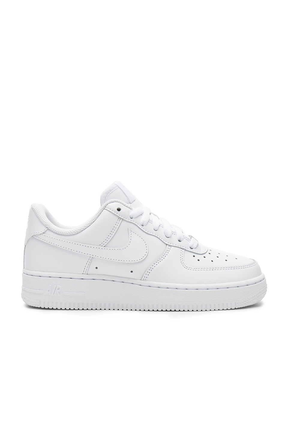 Womens Air Force 1 '07 by Nike, available on revolve.com for £86 Kendall Jenner Shoes Exact Product