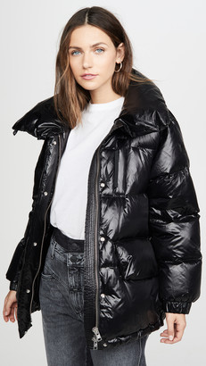 W's Alquippa Puffy Jacket by Woolrich, available on shopstyle.com for $529 Kendall Jenner Outerwear SIMILAR PRODUCT