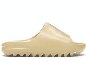 Yeezy Slide Desert Sand by Adidas Yeezy, available on stockx.com for $222 Kendall Jenner Shoes SIMILAR PRODUCT