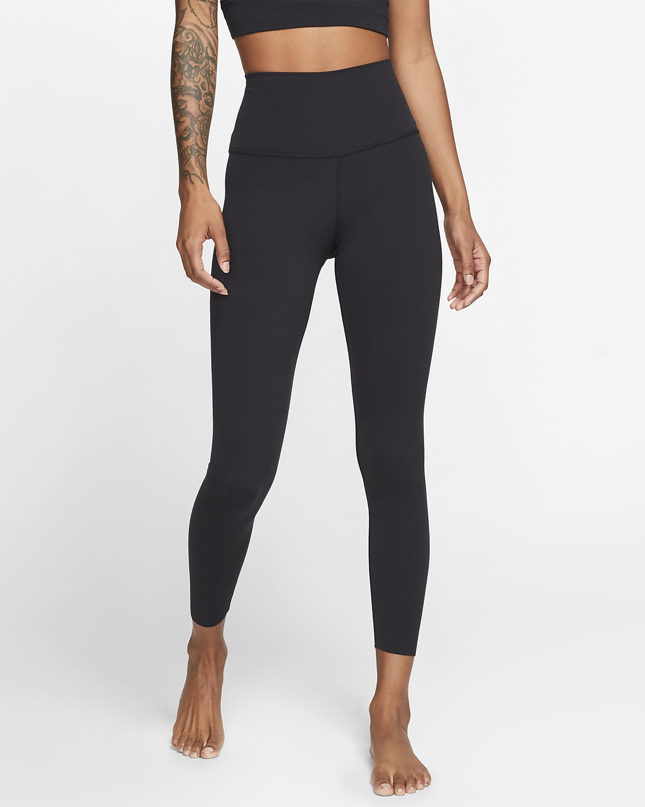 Yoga Luxe 7/8 Tights by NIKE, available on nordstrom.com for $90 Kendall Jenner Pants Exact Product