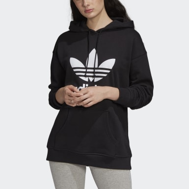 adidas Adicolor Trefoil Hoodie by Adidas, available on FM3307.html for $65 Kendall Jenner Outerwear SIMILAR PRODUCT