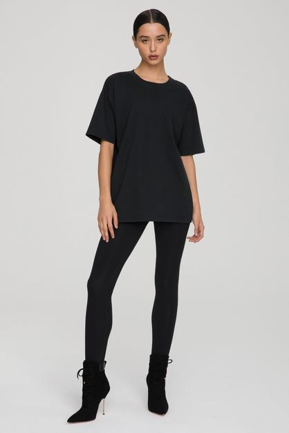 essential legging by Good American, available on goodamerican.com for $50 Kendall Jenner Pants SIMILAR PRODUCT
