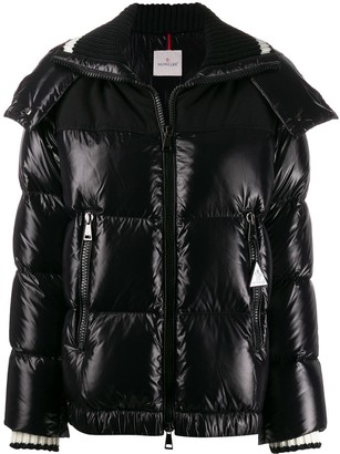 hooded padded jacket by Moncler, available on shopstyle.com for $1970 Kendall Jenner Outerwear SIMILAR PRODUCT