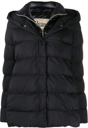 layered padded jacket by Herno, available on shopstyle.com for $754 Kendall Jenner Outerwear SIMILAR PRODUCT