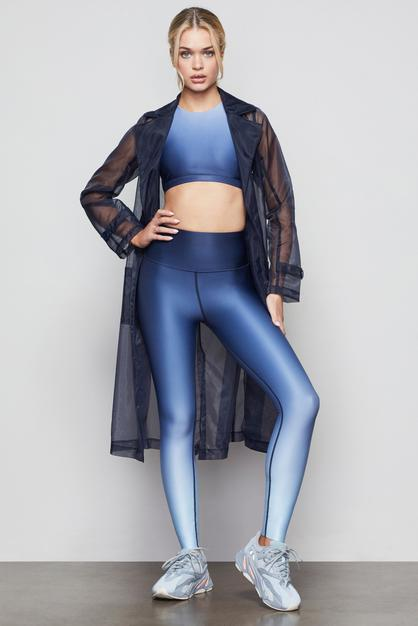 the core strength legging by Good American, available on goodamerican.com for $45 Kendall Jenner Pants SIMILAR PRODUCT