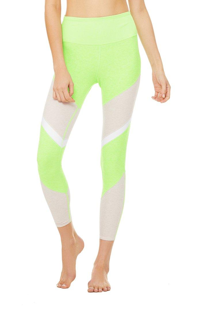 7/8 High-Waist Alosoft Sheila Legging by Alo Yoga, available on aloyoga.com for $98 Khloe Kardashian Pants SIMILAR PRODUCT