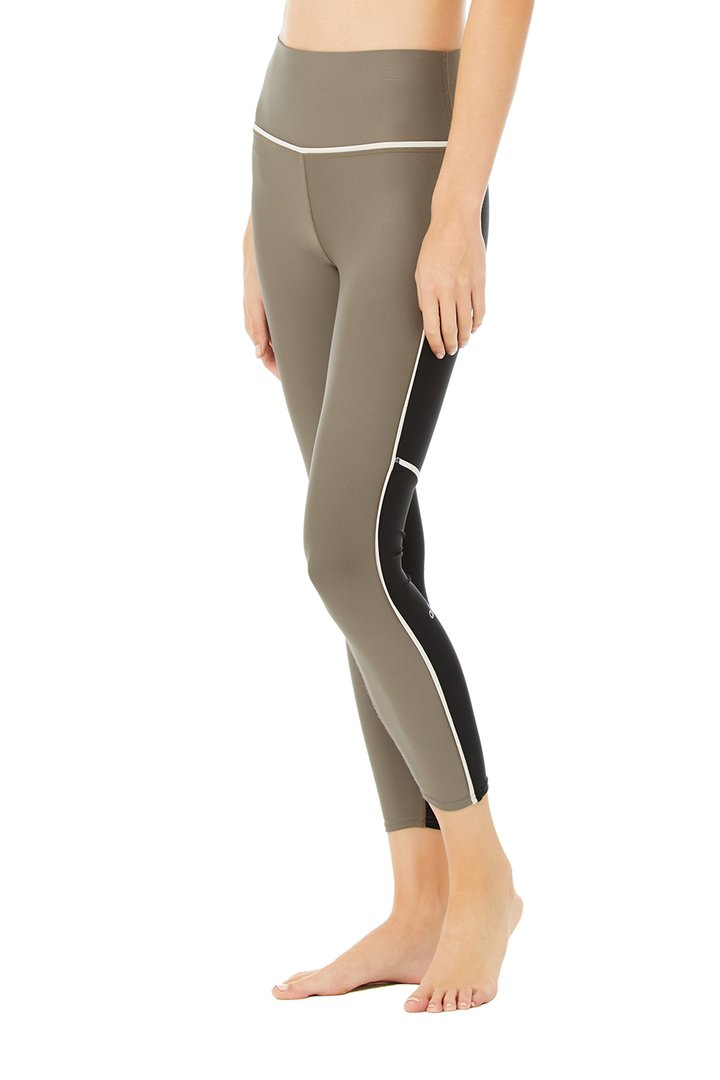 7/8 High-Waist Element Legging by Alo Yoga, available on aloyoga.com for $108 Khloe Kardashian Pants SIMILAR PRODUCT