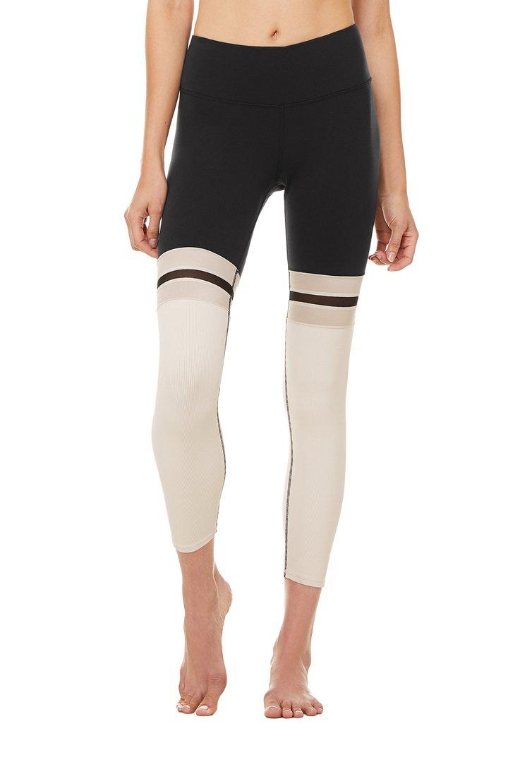 7/8 Player Legging by Alo Yoga, available on aloyoga.com for $98 Khloe Kardashian Pants SIMILAR PRODUCT