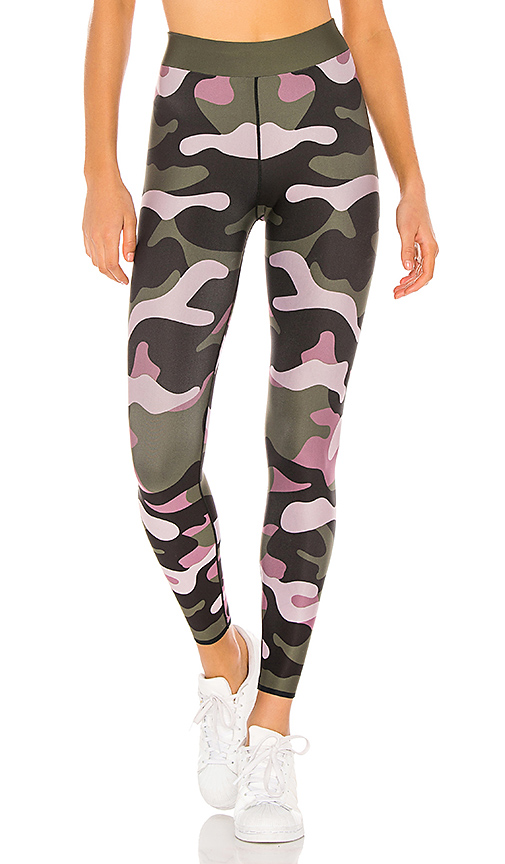 Camo Legging by cor designed by ultracor, available on revolve.com for $130 Khloe Kardashian Pants SIMILAR PRODUCT