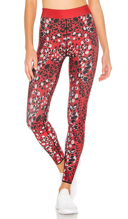 Leopard Star Legging by cor designed by ultracor, available on revolve.com for $130 Khloe Kardashian Pants SIMILAR PRODUCT