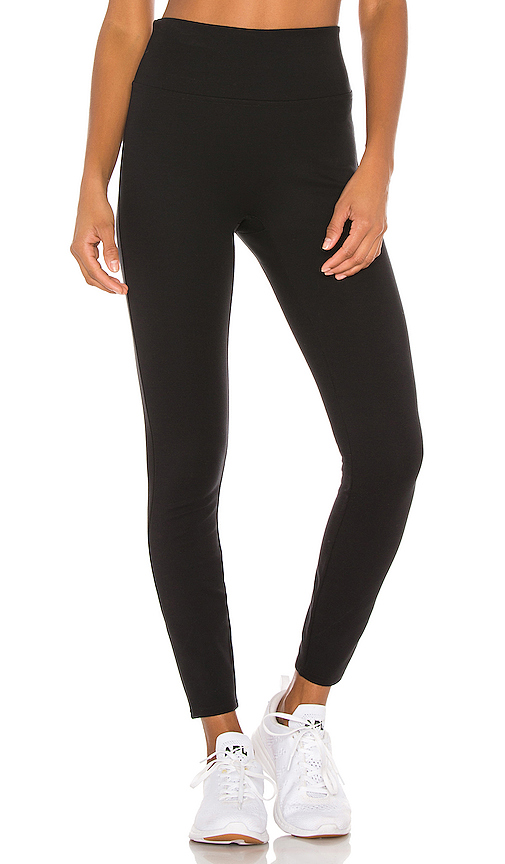 Ponte Ankle Leggings by SPANX, available on revolve.com for $98 Khloe Kardashian Pants SIMILAR PRODUCT
