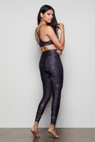 THE CORE STRENGTH LEGGING | CELESTIAL001 by Good American, available on goodamerican.com for $99 Khloe Kardashian Pants Exact Product