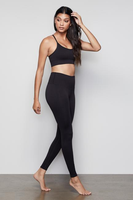 THE GOOD WAIST SEAMLESS LEGGING by Good American, available on goodamerican.com for $79 Khloe Kardashian Pants Exact Product