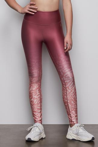 THE OMBRE LEGGING | WILD HIBISCUS001 by Good American, available on goodamerican.com for $109 Khloe Kardashian Pants SIMILAR PRODUCT