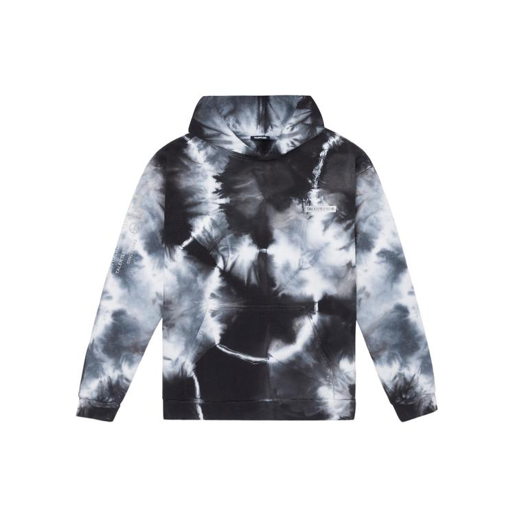 WOMEN'S PREMIUM HOODIE - TIE DYE by Talentless, available on talentless.co for $140 Khloe Kardashian Top Exact Product