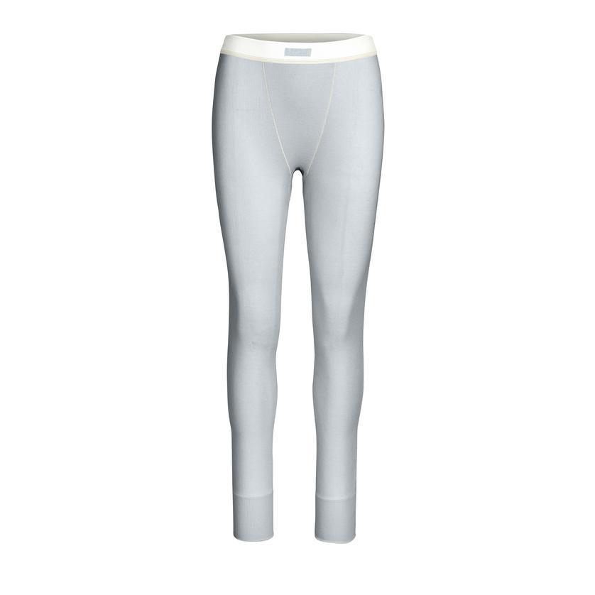 COTTON RIB THERMAL LEGGING by Skims, available on skims.com for $52 Kim Kardashian Pants SIMILAR PRODUCT