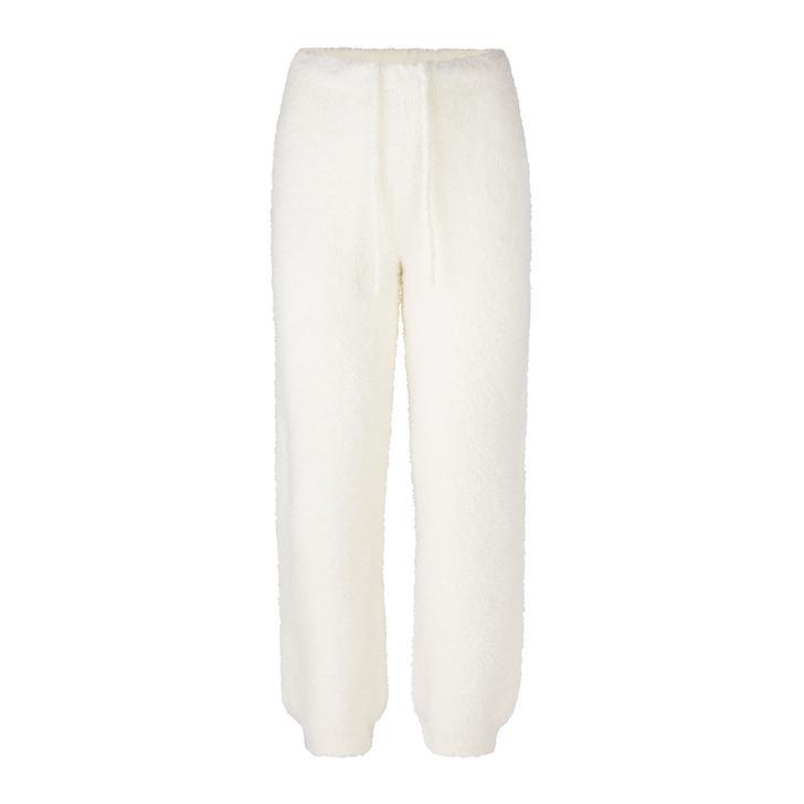 COZY KNIT JOGGER by SKIMS, available on skims.com for $93 Kim Kardashian Pants Exact Product