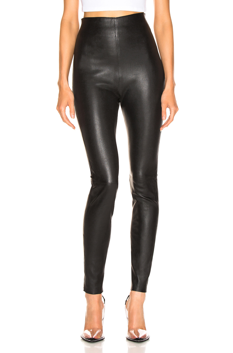 Jessica Pants by Sablyn, available on fwrd.com for $1500 Kim Kardashian Pants Exact Product
