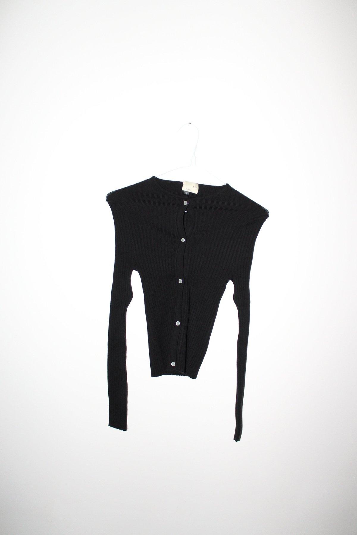 Nonna Pearl Cardigan Sweater by Giu Giu, available on garmentory.com for $357 Kim Kardashian Top Exact Product