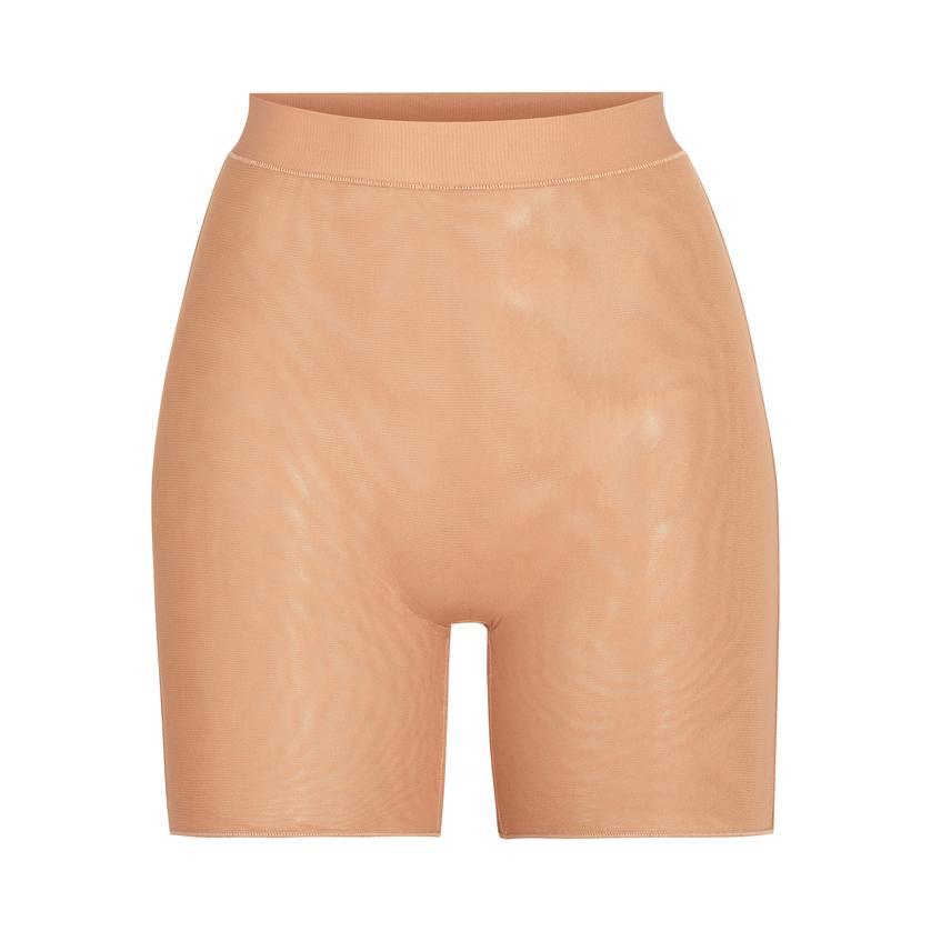 SUMMER MESH SHORT by Skims, available on skims.com for $28 Kim Kardashian Shorts SIMILAR PRODUCT