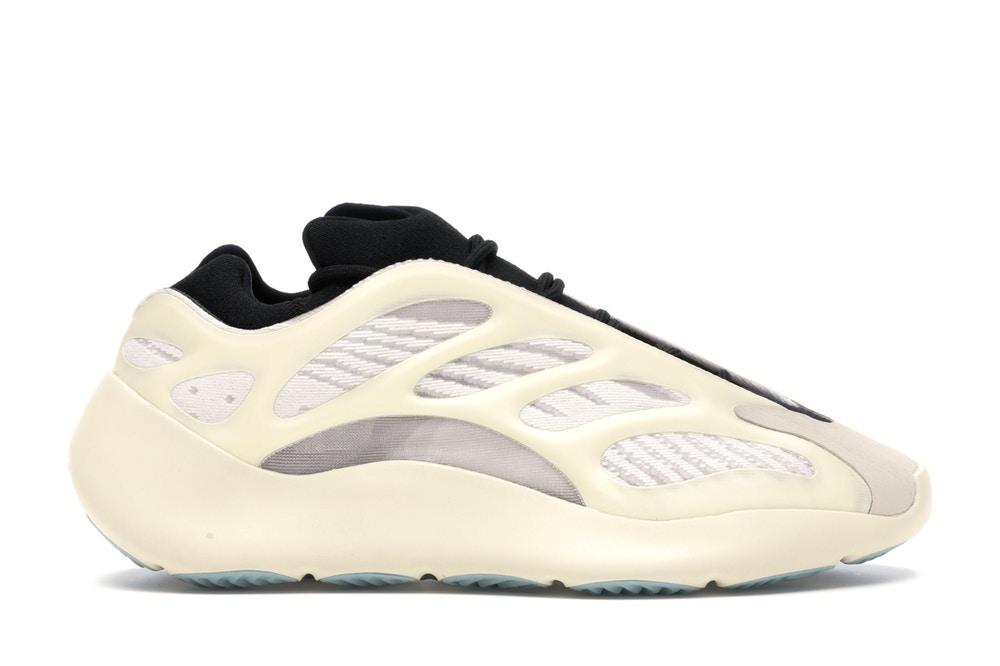 Yeezy 700 V3 Azael by Adidas, available on stockx.com for $534 Kim Kardashian Shoes Exact Product