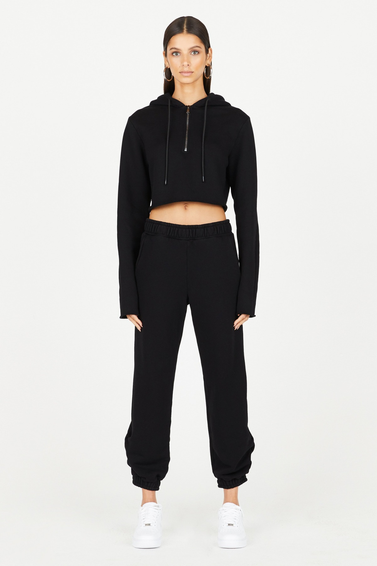 Brooklyn Sweatpants by Cotton Citizen, available on cottoncitizen.com for $225 Kourtney Kardashian Pants Exact Product