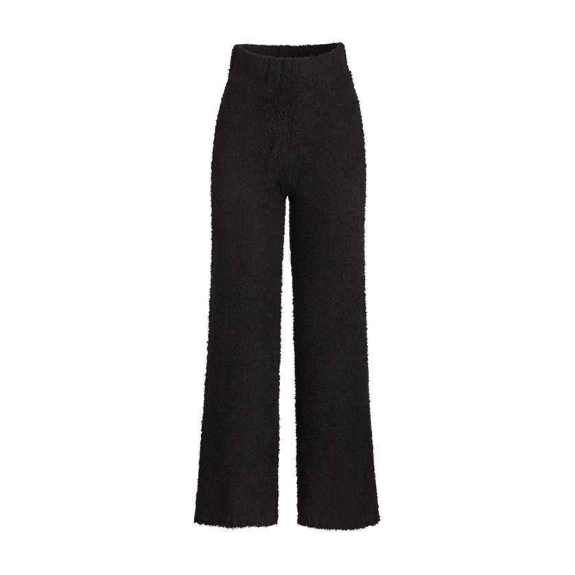 COZY KNIT PANT by Skims, available on skims.com for $88 Kourtney Kardashian Pants SIMILAR PRODUCT