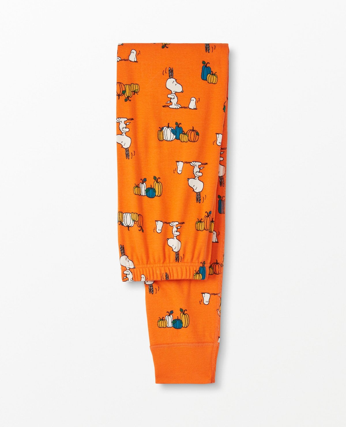 Adult Peanuts Halloween Long John Pant by Hanna Andersson, available on hannaandersson.com for $48 Kylie Jenner Pants Exact Product