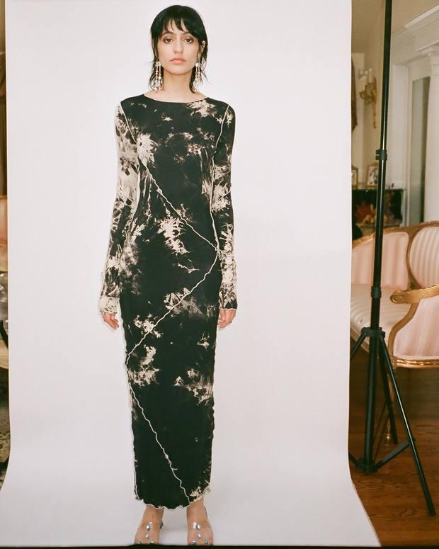 Black Dye Dress by Kim Shui, available on kimshui.net for $349 Kylie Jenner Dress SIMILAR PRODUCT