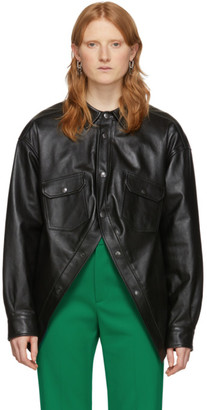 Black Swing Canadian Jacket by Balenciaga, available on shopstyle.com for $3400 Kylie Jenner Outerwear SIMILAR PRODUCT