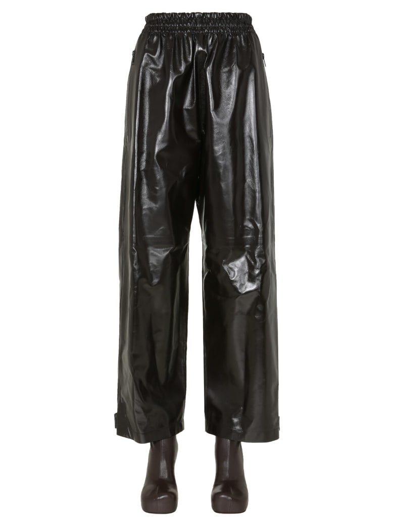 Bottega Veneta Shiny Leather Pants by Bottega Veneta, available on italist.com for $2869.72 Kylie Jenner Pants Exact Product