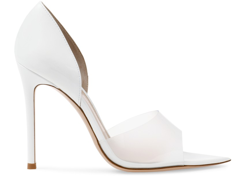 Bree pumps by Gianvito Rossi, available on 24s.com for $745 Kylie Jenner Shoes Exact Product