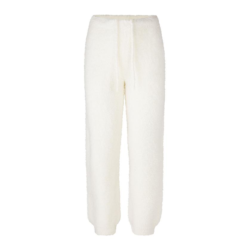 COZY KNIT JOGGER by Skims, available on skims.com for $57 Kylie Jenner Pants Exact Product