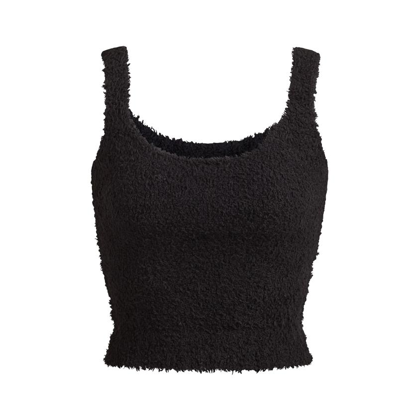 COZY KNIT TANK by Skims, available on skims.com for $52 Kylie Jenner Top SIMILAR PRODUCT