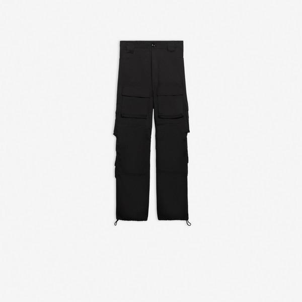 Cargo Pants Black by Balenciaga, available on balenciaga.com for $1125 Kylie Jenner Pants SIMILAR PRODUCT