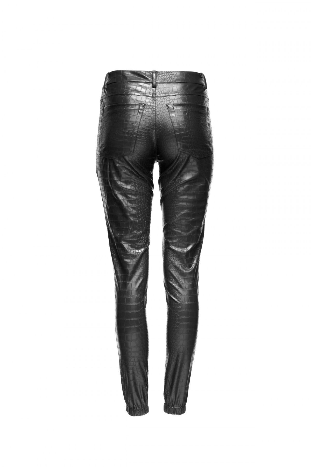 Corc Leather Pants by Jennifer Le, available on iamjenniferle.com for $129 Kylie Jenner Pants Exact Product