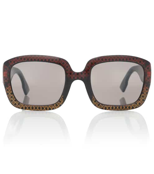 DDior square acetate sunglasses by Dior Eyewear, available on mytheresa.com for EUR310 Kylie Jenner Sunglasses SIMILAR PRODUCT