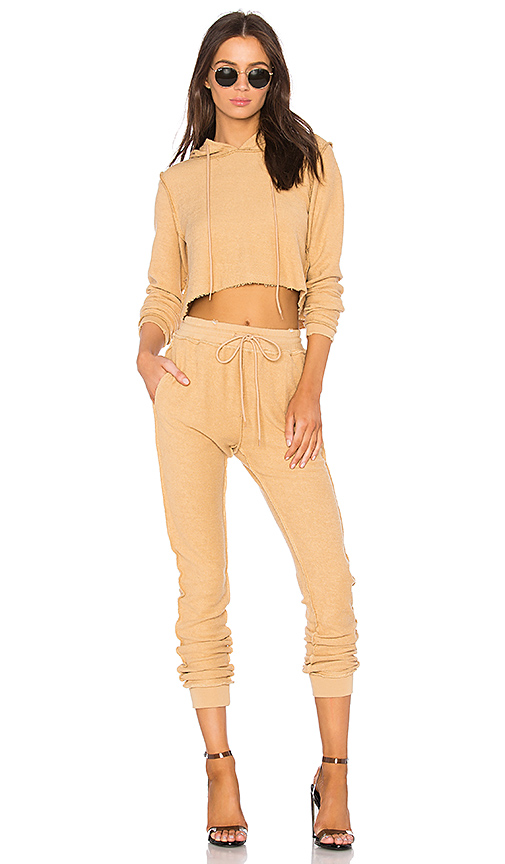DG Sweatsuit by DANIELLE GUIZIO, available on revolve.com for $125 Kylie Jenner Pants SIMILAR PRODUCT