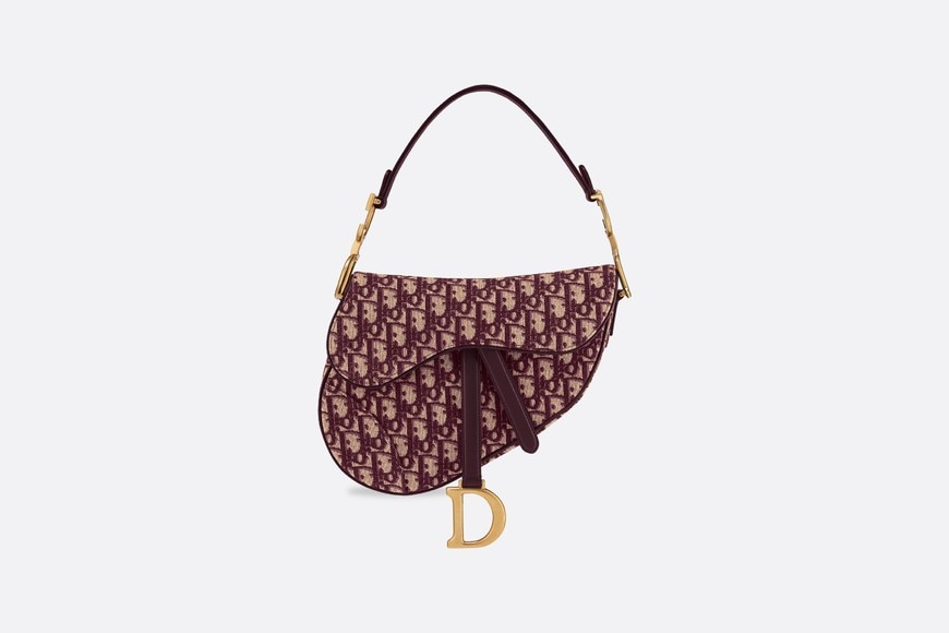 DIOR OBLIQUE SADDLE BAG by Dior, available on dior.com for $3350 Kylie Jenner Top SIMILAR PRODUCT