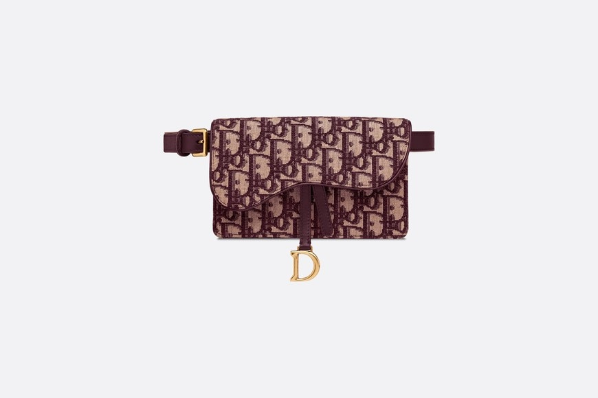 DIOR OBLIQUE SADDLE CLUTCH by Dior, available on dior.com for $1150 Kylie Jenner Top SIMILAR PRODUCT