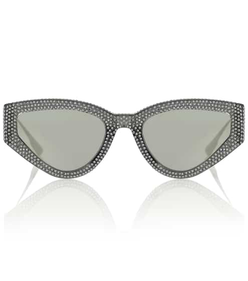 Dior1S embellished sunglasses by Dior Eyewear, available on mytheresa.com for EUR1200 Kylie Jenner Sunglasses SIMILAR PRODUCT