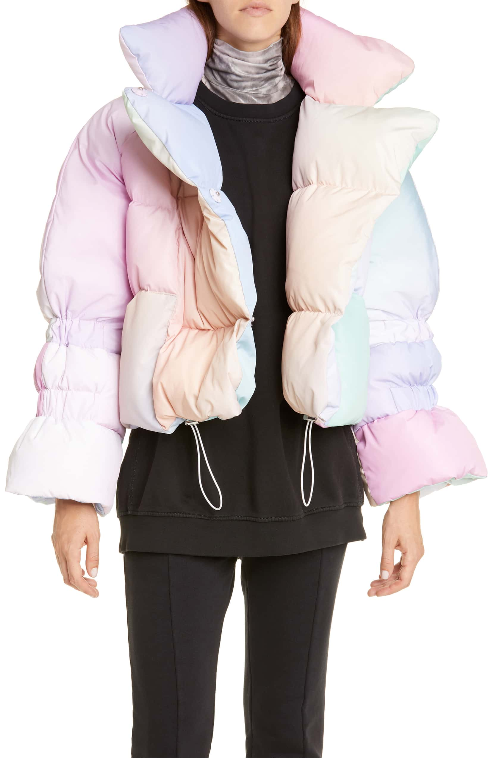 Down Jacket by Saks Potts, available on nordstrom.com Kylie Jenner Outerwear Exact Product