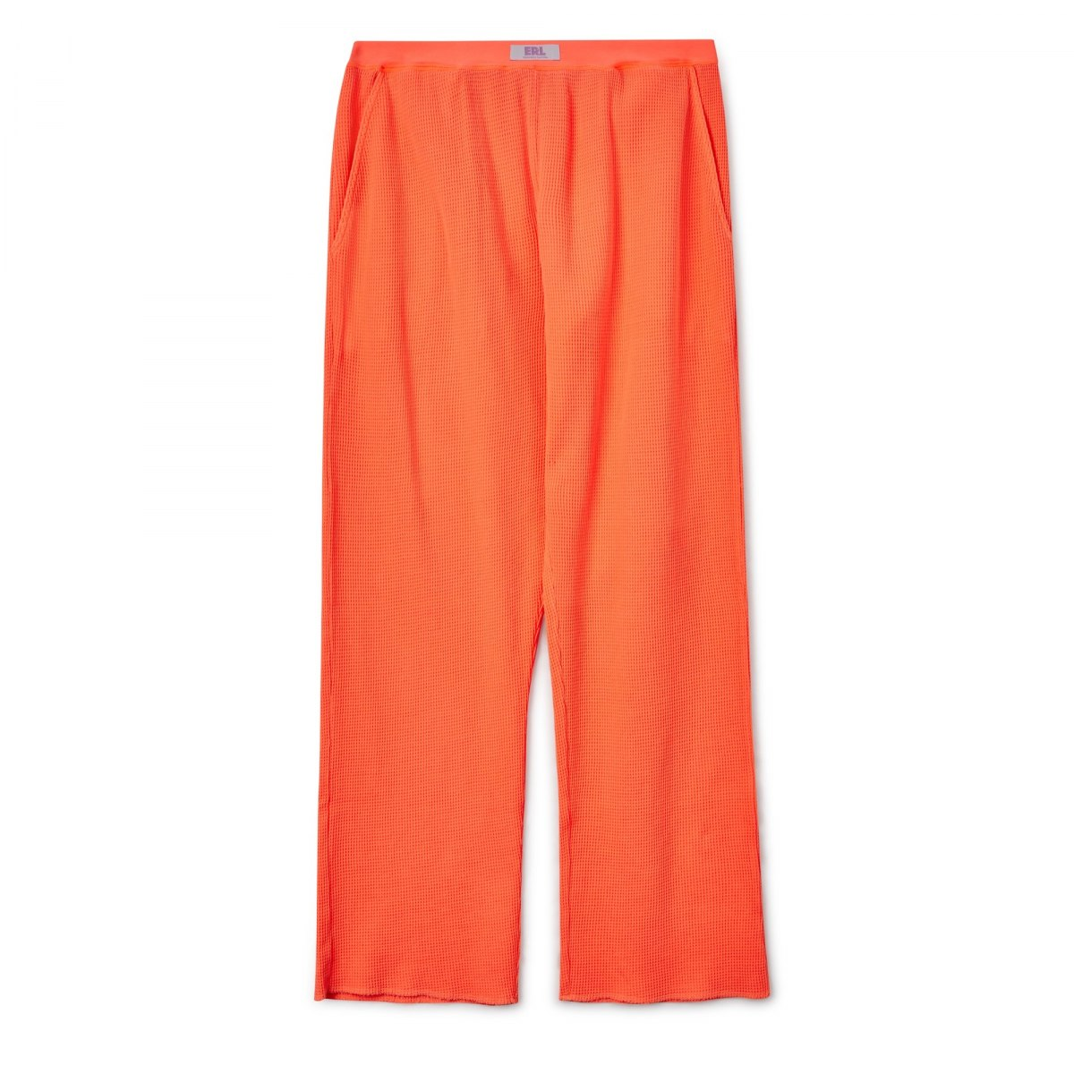 ERL Waffle Pants (Neon Orange) by Dsmny E-Shop, available on doverstreetmarket.com Kylie Jenner Pants Exact Product