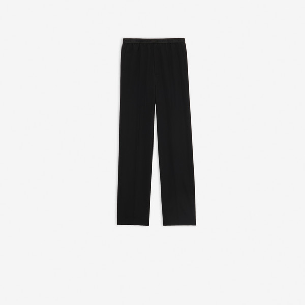 Elastic Pants Black by Balenciaga, available on balenciaga.com for $695 Kylie Jenner Pants SIMILAR PRODUCT