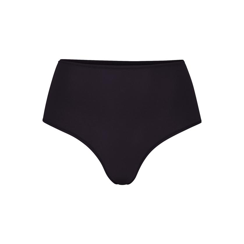 FITS EVERYBODY HIGH WAISTED THONG by Skims, available on skims.com for $21 Kylie Jenner Pants SIMILAR PRODUCT