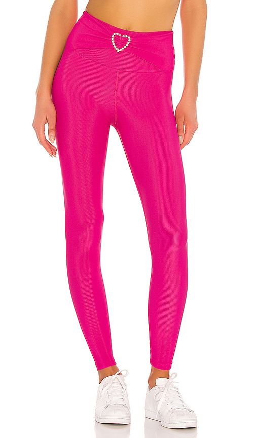 Heart Knot Legging by BEACH RIOT, available on revolve.com for $118 Kylie Jenner Pants SIMILAR PRODUCT