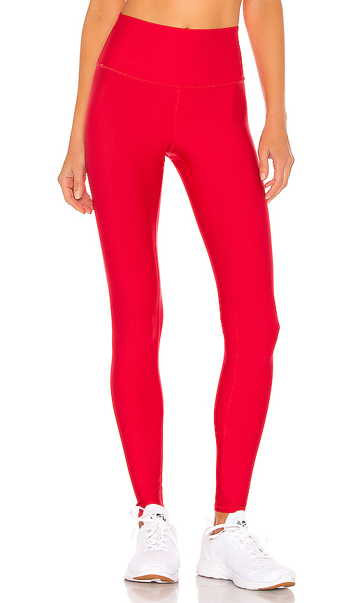 High Waist Airlift Legging by alo, available on revolve.com for $118 Kylie Jenner Pants SIMILAR PRODUCT