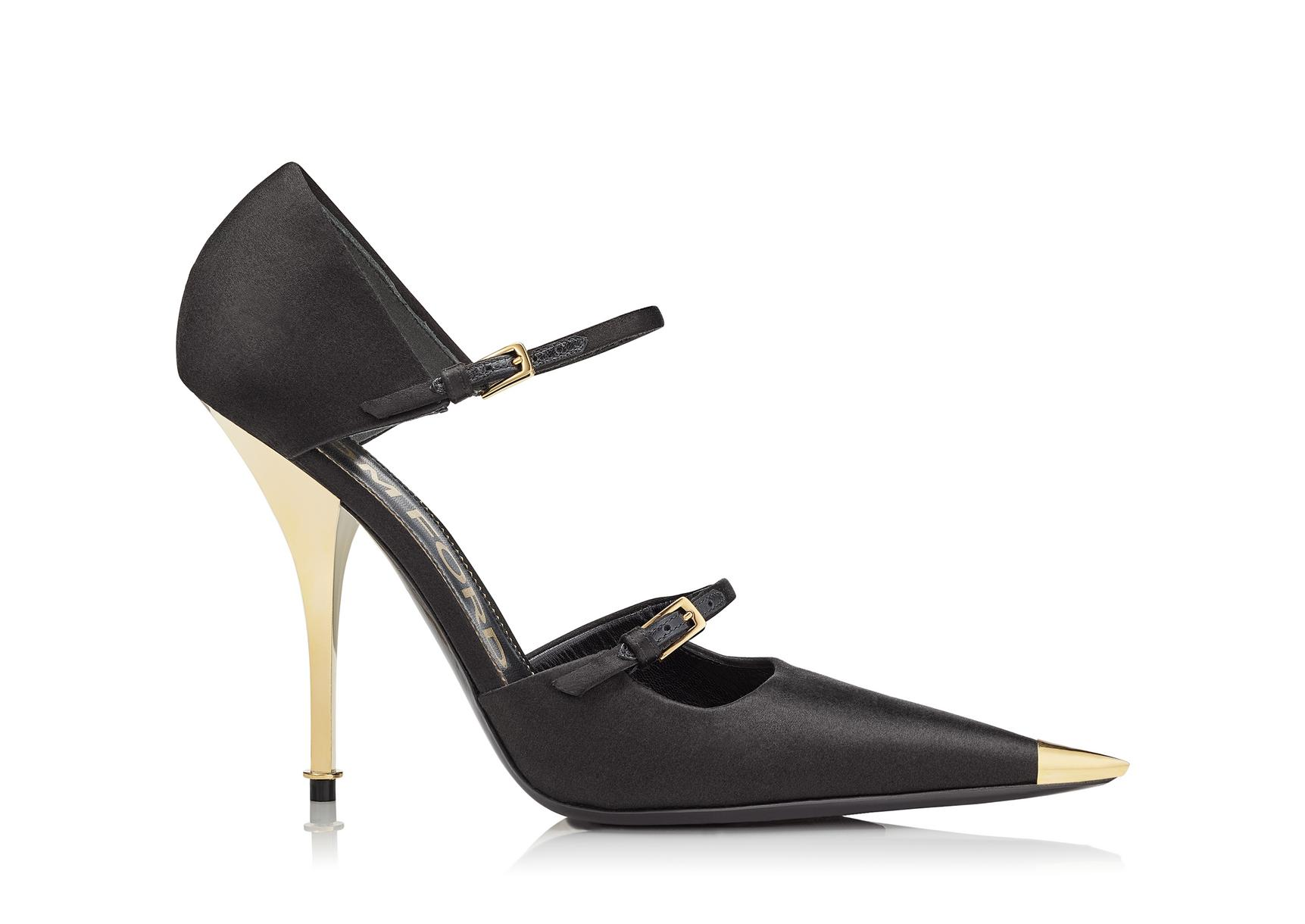 Mary Jane Pumps by Tom Ford, available on tomford.com for $745 Kylie Jenner Shoes Exact Product